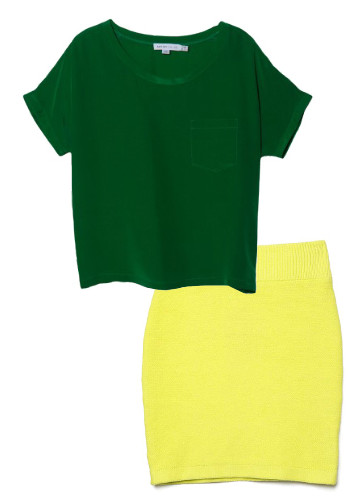 color-block trendi