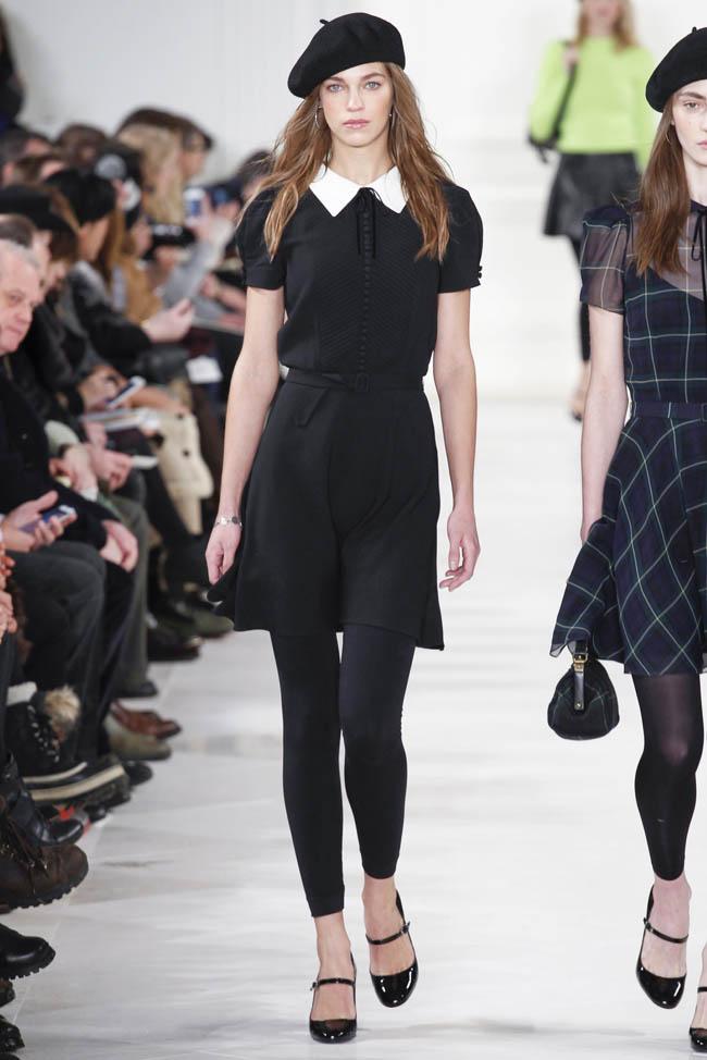 Ralph Lauren 2014 Sonbahar Kış Hazım Giyim Koleksiyonu