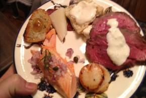 Beef Tenderloin: Bir Noel Yemeği