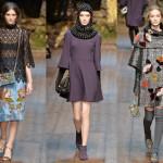 Dolce and Gabbana 2014 Sonbahar-Kis Koleksiyonu_kadinimmutluyum20