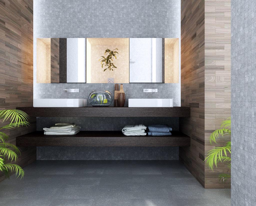 Modern banyo dekorasyon fikirleri_kadin_sitesi