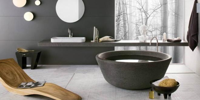 10 Modern Banyo Dekorasyonu Örneği