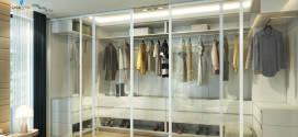 Moda Tutkunları İçin En İyi 10 Giyinme Odası Tasarımı