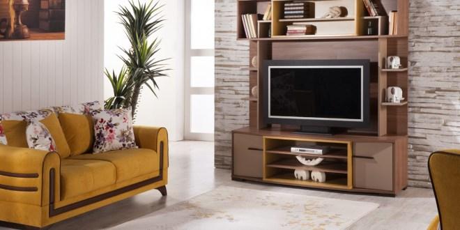 Salon Dekorasyonu İçin En Güzel 10 TV Ünitesi