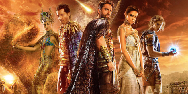 Mısır Tanrıları (Gods Of Egypt)