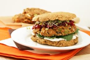 Lezzetli Vegan Burger Tarifi