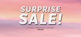Shopbop'ta %40 Sonbahar İndirimini Kaçırmayın