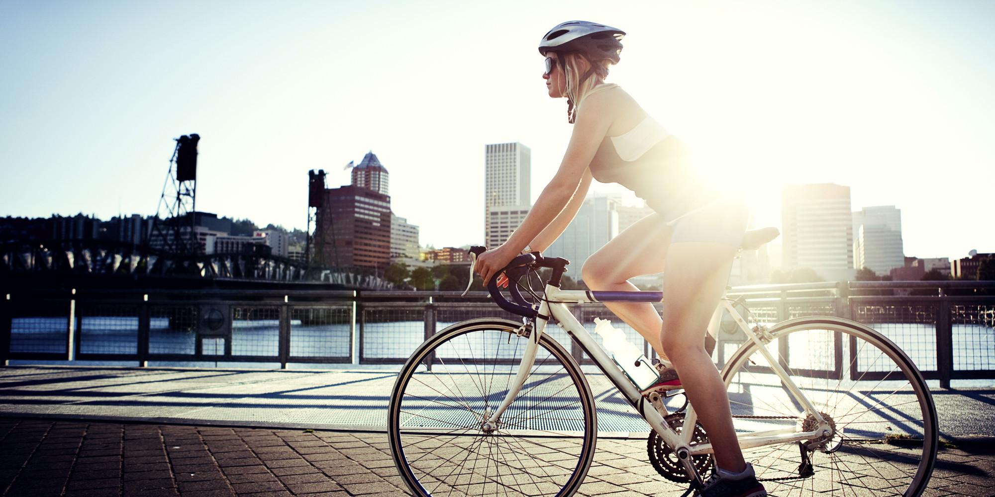 Evening Bike Commute