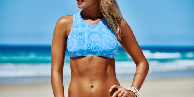 bikini vücudu
